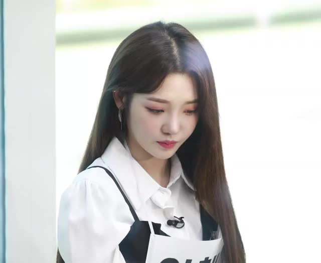 Watch and share 181120 Fromis 9 Jisun - Fact In Star (6) GIFs by Atlas of Stars on Gfycat