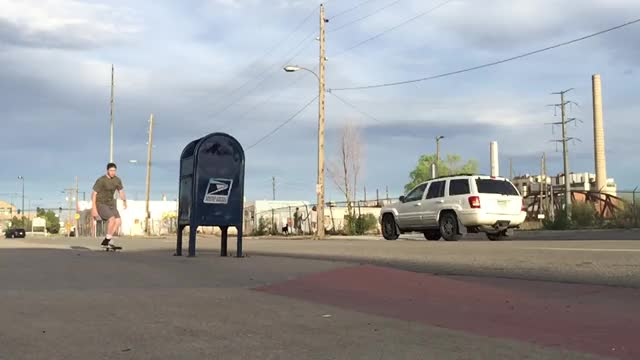 Watch and share Denver Mailbox Hippy GIFs by collinaburke on Gfycat