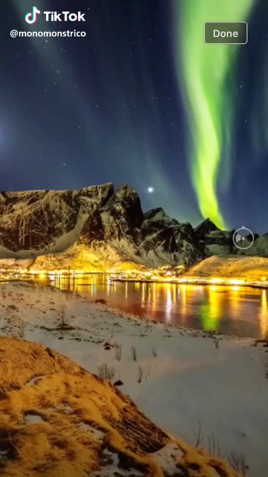 Watch and share 🔥 Beautiful Aurora GIFs by camdynsp on Gfycat