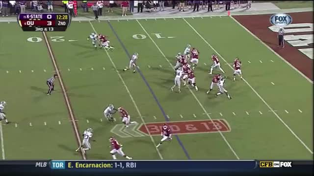 Watch and share Football GIFs and Wildcats GIFs on Gfycat