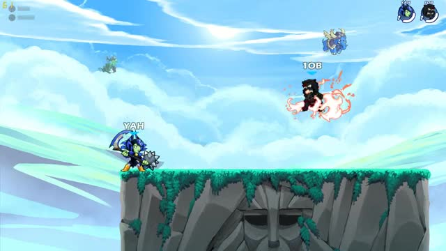 Watch and share Brawlhalla GIFs and Yahullahop GIFs by Yahullahop on Gfycat