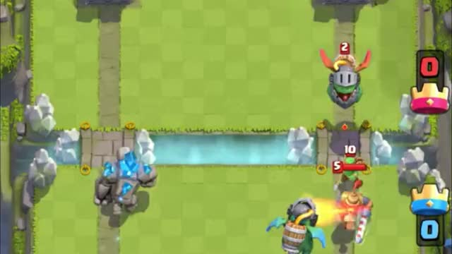 Watch and share Golem Graveyard Early Game For Gyf GIFs by Clash Royale Kingdom on Gfycat