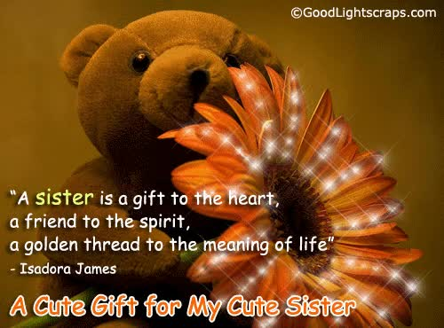 Watch and share Sisters Quotes, Scraps, Images For Orkut, Myspace, Hi5 GIFs on Gfycat