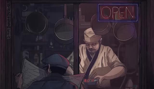 Watch RAINING IN TOKYO (Lofi HipHop) GIF on Gfycat. Discover more related GIFs on Gfycat