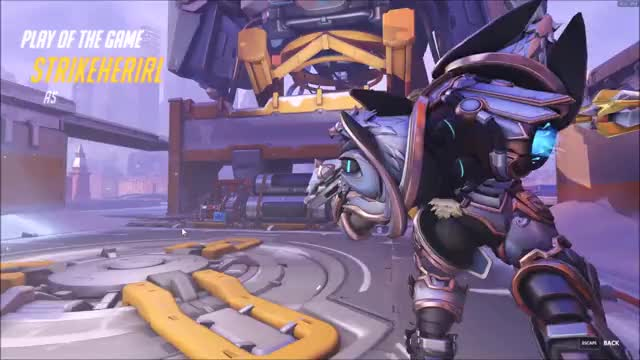 Watch smash GIF on Gfycat. Discover more overwatch, potg, reinhardt GIFs on Gfycat