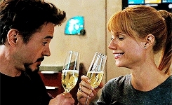 *, age of ultron, iron man, iron man 2, iron man 3, marveledit, marvelmeme, my perfect angels i miss them so much :(, pepper potts, pepperony, the avengers, tony stark, science biatch GIFs