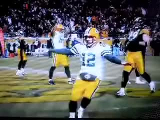 Watch this trending GIF on Gfycat. Discover more Aaron Rodgers, Champion, The Belt GIFs on Gfycat