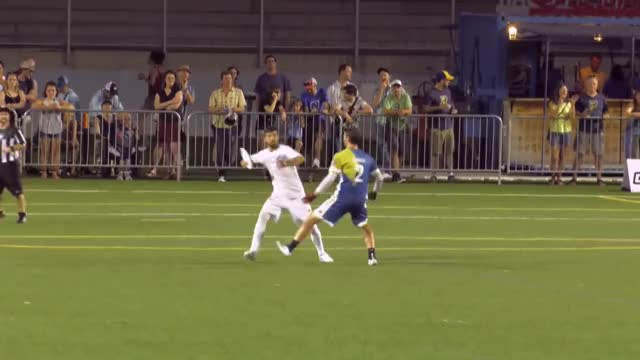 Watch and share Highlight Reel GIFs and Highlights GIFs by American Ultimate Disc League on Gfycat