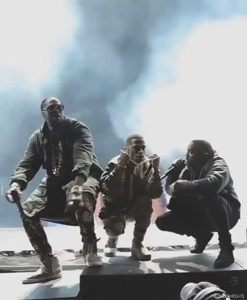 Watch and share Kanye West Gif GIFs and 2 Chainz Gif GIFs on Gfycat