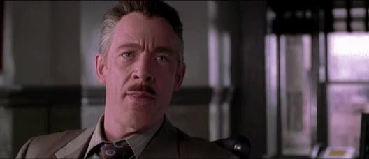 Watch 94D818A6-07A0-43B5-945F-BA4FBAA9F5BC GIF on Gfycat. Discover more j.k. simmons, tobey maguire GIFs on Gfycat