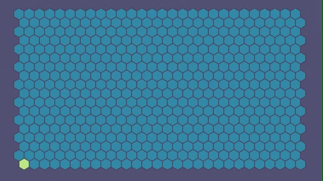 Watch and share Maze Generation On Hexagonal Grid [OC] GIFs by boom_rang on Gfycat