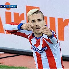 Watch and share Antoine Griezmann GIFs on Gfycat