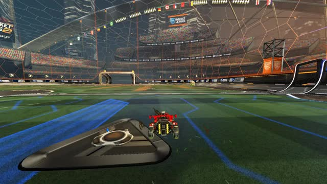 Watch and share Rocket League GIFs and Wavedash GIFs by iexiii on Gfycat