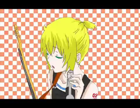 Watch and share Kagamine GIFs and Vocaloid GIFs on Gfycat