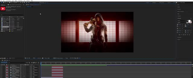 Adobe After Effects CC 2018 - Untitled Project aep 3 13 2018