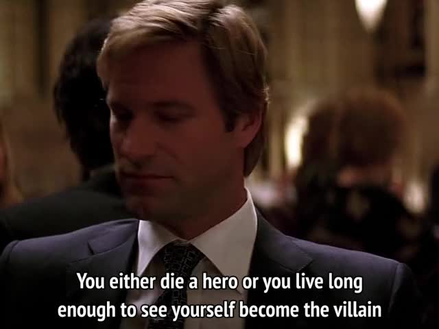 Watch and share The Dark Knight GIFs and Aaron Eckhart GIFs by MikeyMo on Gfycat