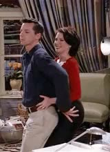 Watch Welcome to My Silly Life GIF on Gfycat. Discover more Jack Mcfarland, Karen Walker, Megan Mullally, Sean Hayes, Will & Grace, Will and Grace GIFs on Gfycat