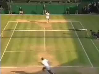 Watch 7 juli Krajicek Wimbledon (1996) GIF on Gfycat. Discover more related GIFs on Gfycat