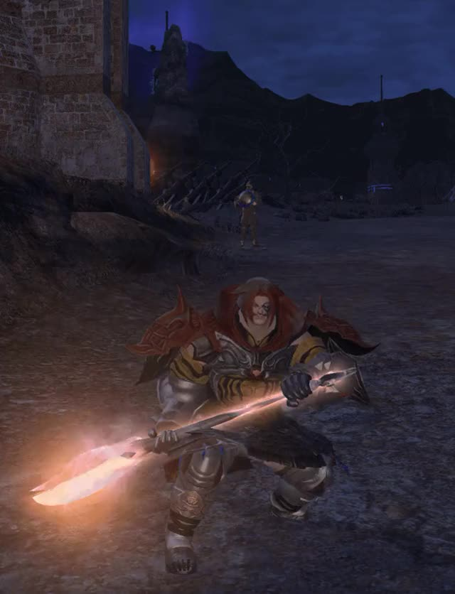 Watch and share Ffxiv GIFs by mcguyverzero on Gfycat