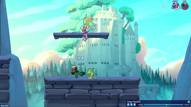 Watch and share Brawlhalla GIFs by crazy296 on Gfycat