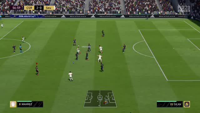 Watch and share FIFA 20 2020-05-07 01-00-23 Trim GIFs on Gfycat