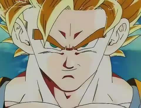 Buu Saga, DBZ, Gohan, Goku, Trunks, Vegeta, DBZ GIFs