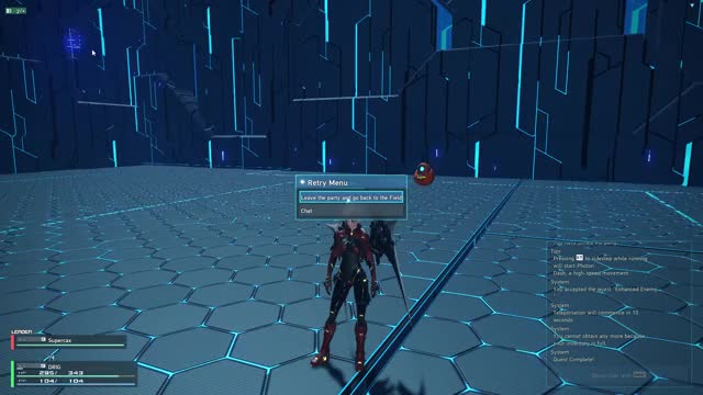 Watch and share Phantasy Star Online 2 NEW GENESIS CBT Bug GIFs by drig786 on Gfycat