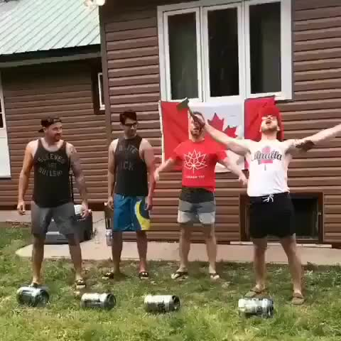 veer, drunk, funny, Oh Canada GIFs