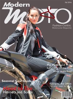 Watch Modern Moto Magazine - Women Motorcycle Gear GIF on Gfycat. Discover more related GIFs on Gfycat
