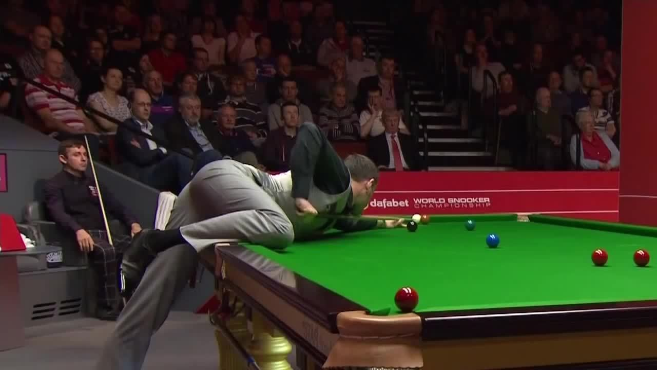 ladyboners, snooker, Mark Selby GIFs