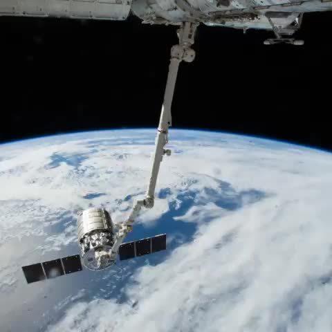 SpaceGfys, spacegfys, Goodbye Cygnus GIFs