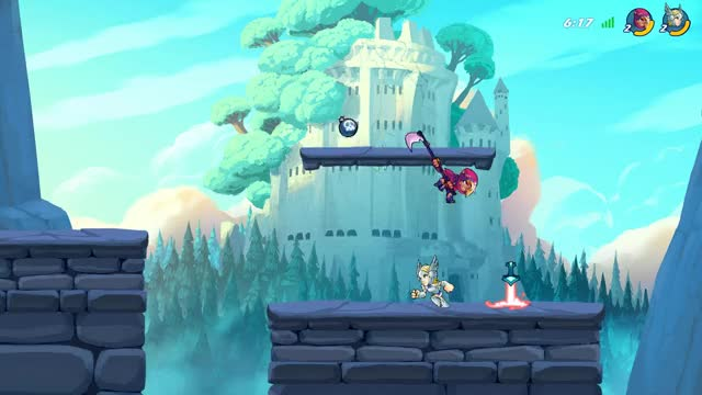 Watch and share Brawlhalla GIFs by L  O W sound on Gfycat