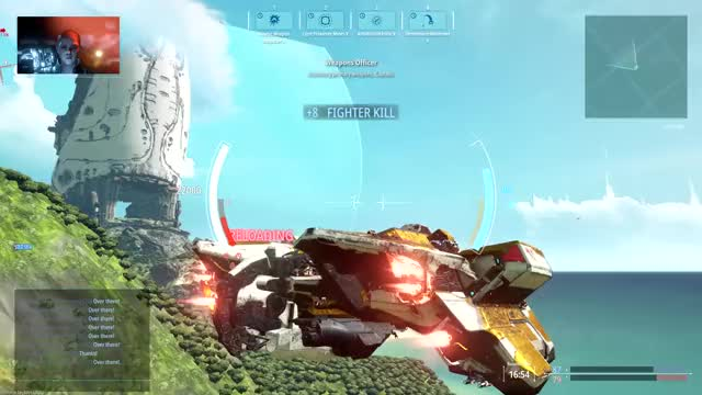 Watch and share Dreadnought GIFs and Dreadgame GIFs by polarissb on Gfycat