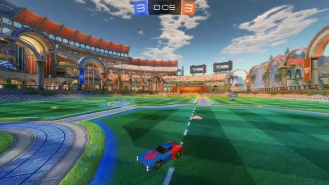 Watch and share Rocket League GIFs by yugioh on Gfycat