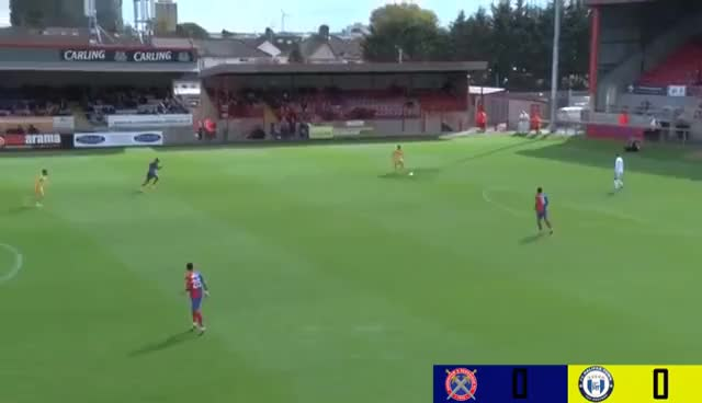 HIGHLIGHTS: Dagenham & Redbridge 3-1 FC Halifax Town
