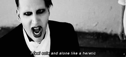 Watch and share Stoned And Alone GIFs and The Pale Emperor GIFs on Gfycat
