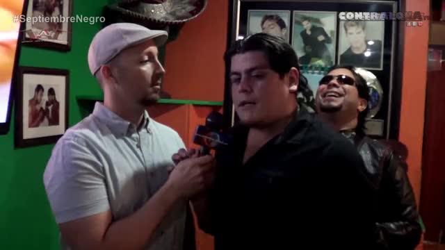 Watch Ricardo Rodríguez GIF by Blaze Inferno (@metaknightxprophets) on Gfycat. Discover more 2014, Contralona, ContralonaPR, Lucha Libre, Ray González (Person), Ricardo Rodriguez (Person), Ricardo Rodríguez, Septiembre Negro, WWC, WWE GIFs on Gfycat