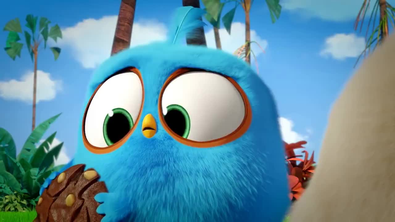 Angry Birds Blues The Cutest Weapon S1 Ep12 New Gif Gfycat