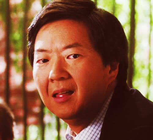 community, ken jeong, community chang gay GIFs