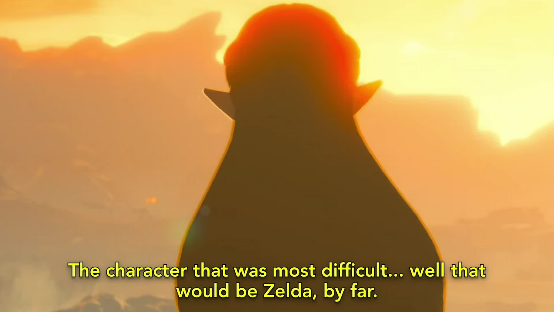 Zelda playable GIFs