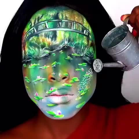 Watch and share Claudemonet GIFs and Makeupmafia GIFs by vani  on Gfycat