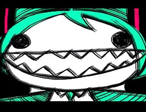 Watch and share Miku Hatsune GIFs on Gfycat