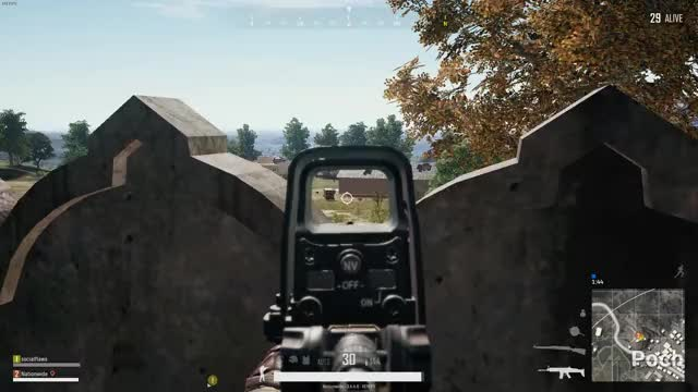 Watch and share PLAYERUNKNOWN'S BATTLEGROUNDS 01.25.2018 - 02.51.21.27.DVR GIFs by whodatnation360 on Gfycat