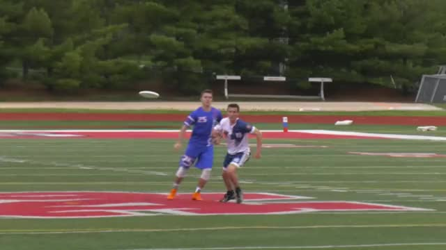 Watch and share Pawel Janas Dime Assist GIFs by American Ultimate Disc League on Gfycat