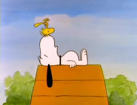 Watch dog GIF on Gfycat. Discover more peanuts, snoopy, woodstock GIFs on Gfycat