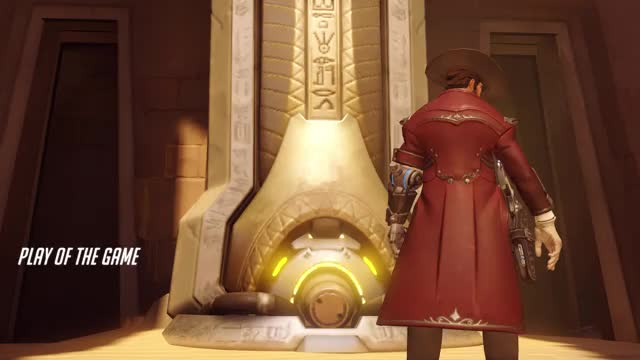 Watch and share Overwatch GIFs and Mccree GIFs by volitionsly on Gfycat