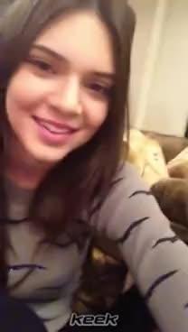 Zoella, keek, kek, kendall, kidrauhl, macbarbie07, lil Bernardoo!   KendallJenner GIFs
