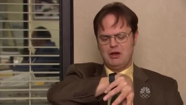 Watch Five minutes ahead of schedule GIF on Gfycat. Discover more Dwight Schrute, The Office GIFs on Gfycat