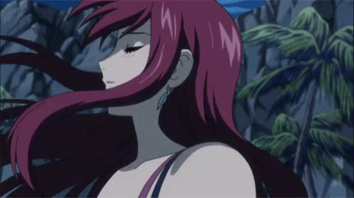 Watch and share Erza GIFs on Gfycat