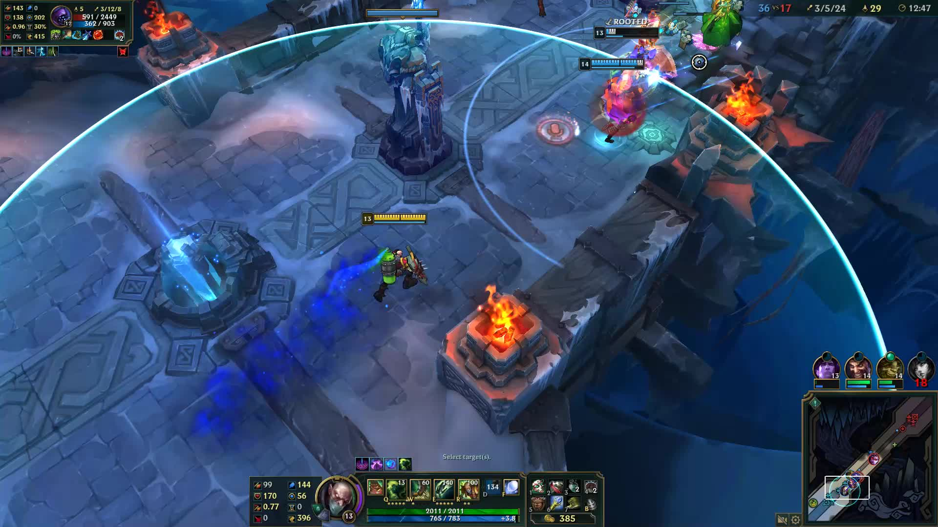 Assist, Gaming, League of Legends, Singed, Win, Kappa GIFs